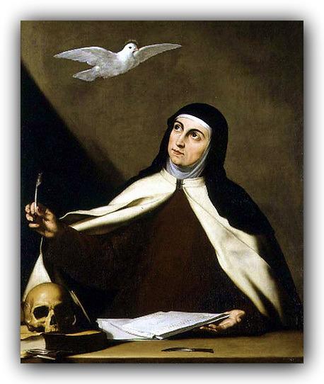 Neue seite 1 - Teresa von avila zitate ...
